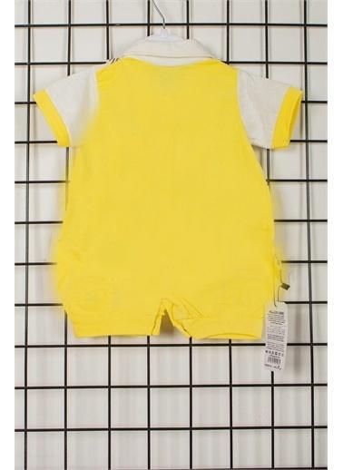 Pelops Kids Million Babies Papyonlu Erkek Bebek Tulum 2108 Siyah